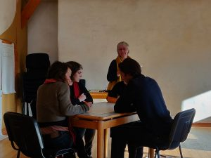 Module de formation aux pratiques d'Intelligence Collective World Café